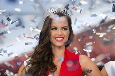 Tímea Gelencsér Miss World, Crown, Beauty, Fashion, Moda, Corona, Fashion Styles, Fasion, Beauty Illustration
