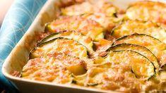 Texmex-kesäkurpitsavuoka Easy Cooking, Healthy Cooking, Cooking Recipes, Tzatziki, Food Policy, Good Food, Yummy Food, Fodmap Recipes, Mediterranean Recipes