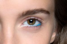 35 Ways to Wear Colorful Eyeliner | StyleCaster