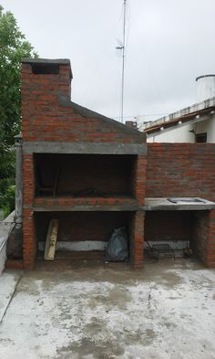 parrilleros - Buscar con Google Style At Home, Barbacoa, Cabin, House Styles, Google, Home Decor, Patio Fire Pits, Beach Homes, Grilling