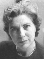 Mary Stewart, author of The Merlin Chronicles
