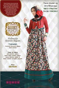 Katalog Tuneeca Quirky Fashion 2014   Cantik Berbaju Muslim