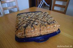 Fotorecept: Marlenka Banana Bread, Cake, Food, Basket, Kuchen, Essen, Meals, Torte, Cookies