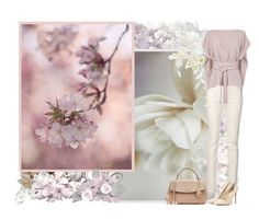 """""""Everything has beauty..."""" by asia-12 ❤ liked on Polyvore featuring TIBI, MICHAEL Michael Kors, Gianvito Rossi, Monica Vinader, Charter Club and Burberry"""