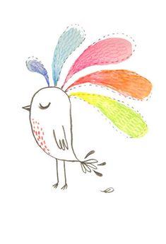 bird, cécile hudrisier