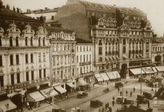 "Old Bucharest ""Little Paris"" part 2 – Romania Dacia Old Pictures, Old Photos, Vintage Photos, Little Paris, Bucharest Romania, Royal Caribbean Cruise, London Pubs, The Beautiful Country, Culture Travel"