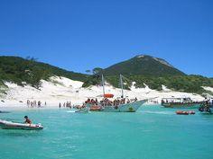 Arraial do Cabo. Praia do Forno.