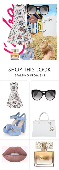 """""""Untitled #152"""" by madness4fashion ❤ liked on Polyvore featuring Valentino, Alexander McQueen, Michael Kors and Givenchy"""