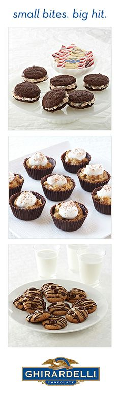 Ghirardelli Recipes