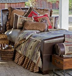 Heartland Bedding Set