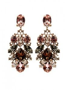 These Anton Heunis chandelier earrings from Ethica are on Tanja & Co.'s Favorite Things 2013 list.