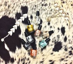 GIVEAWAY:Summer/Pre-Fall 2014 Nail Polish Trend Review, Swatches: 12 Best Bohemian Rhapsody Collections With Natalie B Jewelry – NARS, Marc Jacobs, ZOYA, OPI, Essie & More!