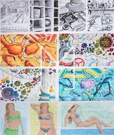 Year 11 NCEA Painting Board by Kathryn Drew, via Behance Boards, Behance, Painting, Art, Planks, Art Background, Painting Art, Kunst, Paintings