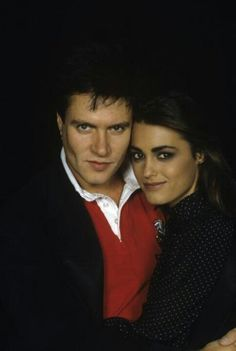 Simon and Yasmin - almost perfect and still strong.