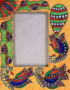 biya on Pinterest | Madhubani Art, Indian Paintings and Paintings