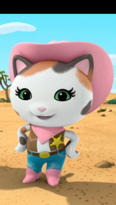 Sheriff Callie. What is needed for costume