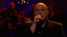 Disturbed was on Conan performing 'Sound of Silence' with a full orchestra and it's pretty amazing.