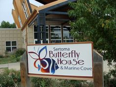 Sertoma Butterfly House, Sioux Falls SD.