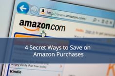4 Little-Known Tips for Shopping on Amazon