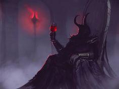 Living forever – dark fantasy concept by David Franco High Fantasy, Dark Fantasy Art, Fantasy Artwork, Fantasy World, Dark Art, Angel Demon, Demon Art, Fantasy Character Design, Character Inspiration