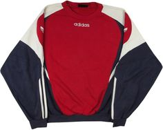 Image of Vintage Adidas Sweatshirt Size Medium