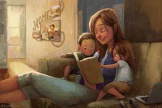Zac Retz Art: Illustrations