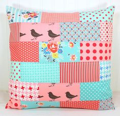 Decorative Throw Pillow Cover  Accent Pillow by theredpistachio, $35.00
