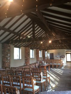 Twinkly fairy lights in the Courtyard Barn! On Your Wedding Day, Fairy Lights, Wedding Planning, Barn, Future, Home Decor, Converted Barn, Future Tense, Decoration Home