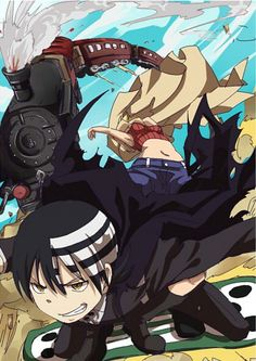 Tags: SOUL EATER, SQUARE ENIX, Death the Kid, Patricia Thompson