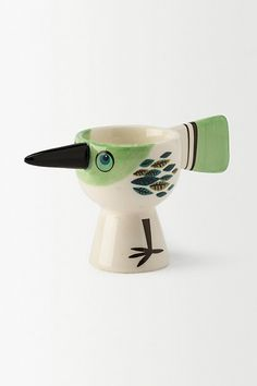 Birdy Egg Cup - anthropologie.eu