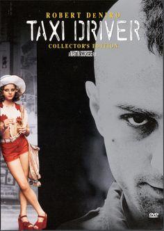 Taxi Driver es una película estadounidense de 1976 dirigida por Martin Scorsese y escrita por Paul Schrader.