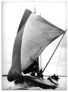Lemmeraak, gebouwd in 1902, door J.J Bos, uit Echtenerbrug, Friesland. (de Jonge Andries, LE 64)