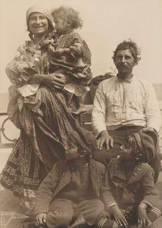 Romani family
