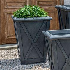 Directoire Planter Medium | Kinsey Garden Decor