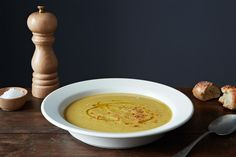 Split Pea Soup for a Winter's Day recipe on Food52