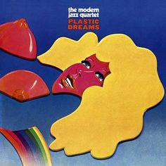 The Modern Jazz Quartet, Plastic Dreams, okładka Stanisław Zagórski