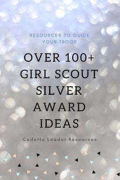 Girl Scout Swap, Girl Scout Leader, Girl Scout Troop, Cadette Girl Scout Badges, Cadette Badges, Brownie Girl Scouts, Girl Scout Cookies, Girl Scout Silver Award, Girl Scout Activities