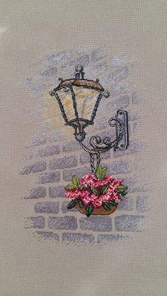 Sweet Home : Уличный фонарь