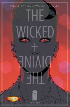 The Wicked & The Divine #1I (Discount Comic Book Service Exclusive Cover )