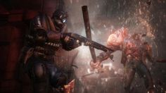 operation raccoon city nicholai | Resident Evil: Operation Raccoon City – Hunk, Nicholai and USS ...
