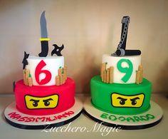 , ninjago cake More. Lego Ninjago Cake, Ninjago Party, Lego Cake, Ninja Birthday Parties, Themed Birthday Cakes, Dipper Cakes, Ninja Cake, Pistachio Cake, Bowl Cake