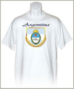 argentina design t-shirt