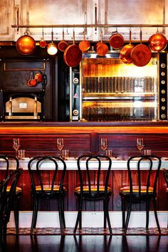 From the classic bistro to brand new cafés, take a look at the best French restaurants New York has to offer.