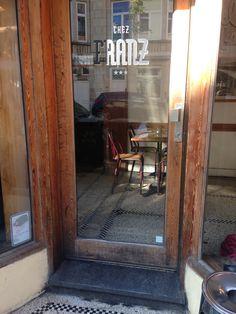 Chez Franz, Brussels