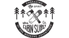 Shop cabin supply co by cabinsupplyco available as a T Shirt, Tank Top, Crew Neck, Pullover, Zip, and Sticker.