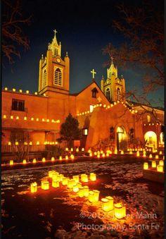 San Felipe di Neri  Old Town Albuquerque.