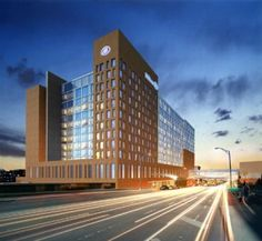 Hilton Columbus Downtown Announces Opening-Hilton Columbus Downtown Exterior