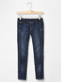 Girls' Jeans: boot cut, wide-leg, straight-leg, flare leg, skinny, classic jeans at GapKids | Gap