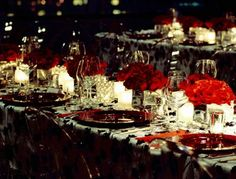 dining table design for special events