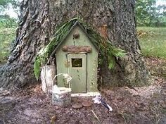 fairy tree doors -